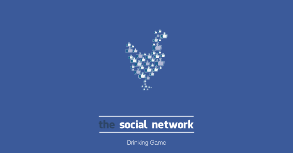 The social network minimalist drinking game cinesmashed